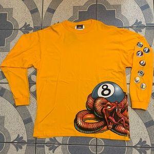 NWT VTG JNCO Graphic Long Sleeve Tee Shirt Sz XXL